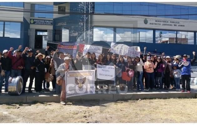 Sport Huancayo acuerda rescindir contrato a Charles Monsalvo