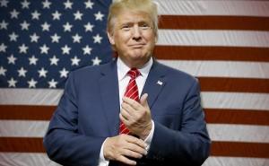 Donald Trump jura como presidente de los Estados Unidos