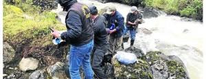 Niño de 11 años sale a pescar trucha y muere ahogado en río