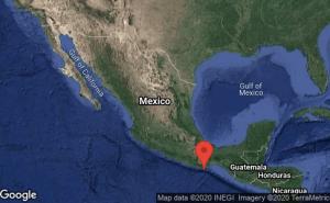 Terremoto de magnitud 7,5 sacude México y deja al menos 6 muertos