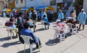 Operación Tayta benefició a ciudadanos con más de 2 mil 400 atenciones en Huancavelica