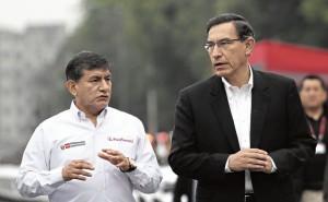 Martín Vizcarra enmienda a ministro Morán sobre protección a congresistas