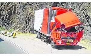 Pánico en la Carretera Central luego de 11 sismos en Matucana