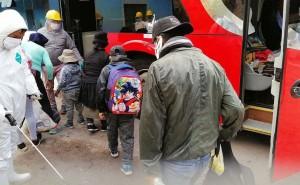 Diresa Huancavelica: ?El 84.7% de casos COVID-19 se contagiaron fuera de la región?