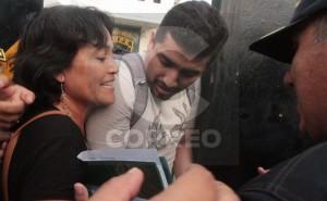Policía Elvis Miranda sale de la cárcel por un habeas corpus
