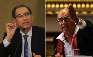 Martín Vizcarra y el Congreso enfrentados por fuga de Edwin Donayre