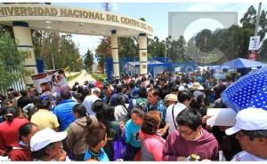 Entérate de la lista de ingresantes a la Universidad Nacional del Centro del Perú