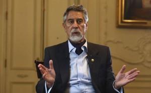 Francisco Sagasti: ?El señor Vizcarra podrá decir lo que quiera (sobre las vacunas)?