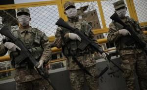 Cuarentena focalizada: militares permanecerán en lugares públicos para controlar aforos