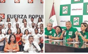 Partidos aceleran el paso para las elecciones del 26 de enero