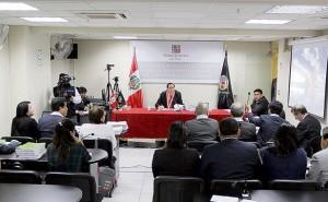 Fiscal denuncia segunda infiltración del Equipo Especial en caso Villanueva