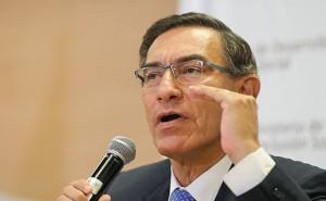 Martín Vizcarra pone en agenda la pena de muerte