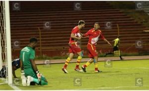 En imágenes, así se vivió el partido del ?'Rojo Matador' y Deportivo Municipal