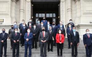Presidente Sagasti se reúne con gobernadores y apoya Agenda Junín