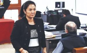 Keiko Fujimori: hoy se realiza última audiencia de nuevo pedido de prisión preventiva