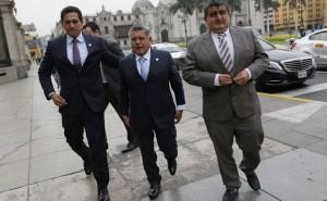 Presidente Vizcarra inició diálogo con bancadas