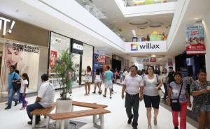 Centros comerciales y otros establecimientos reanudan actividades desde hoy lunes 22 de junio