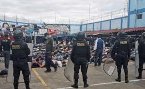 Junín: PNP toma control del penal de Huancayo donde se reportó un motín por la muerte de un reo con