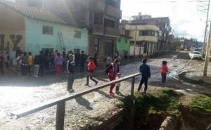 Huancayo: caída de camión a abismo deja un muerto y 3 heridos.