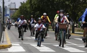 Habilitan el ingreso de niños menores de 12 años a parques municipales de Lima