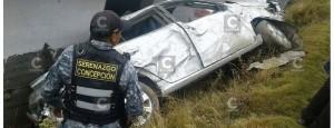 Concepción: En fatal accidente mujer pierde la vida