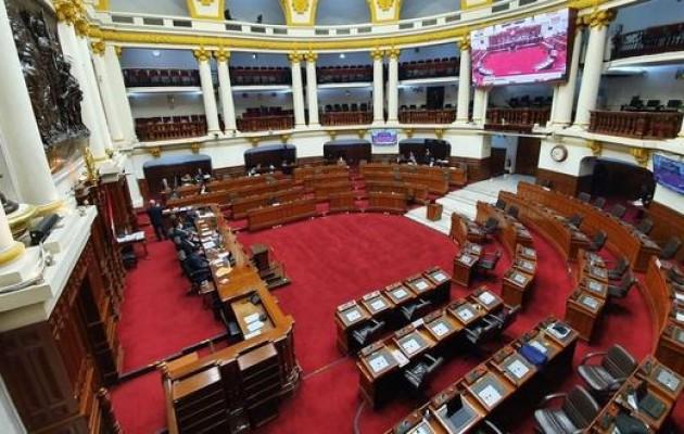 Congreso: Comisión aprueba una sola reelección inmediata de alcaldes y gobernadores