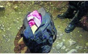 Hallan en una maleta el cuerpo de una niña desaparecida en Huancayo