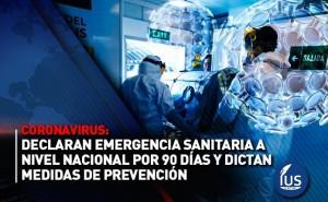 Poder Ejecutivo aprueba Plan de Acción para enfrentar emergencia sanitaria por Covid-19
