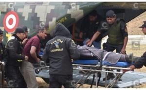 Cuerpos de policias abatidos en emboscada tenían más de 100 proyectiles