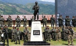 Día del Soldado Peruano: Rinden homenaje a militares caídos en el VRAEM