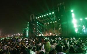 Luz verde para espectáculos con público pero con aforo restringido