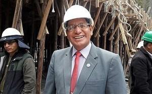 Gobernador Regional de Hvca. está de acuerdo con aumento de sueldo de regidores