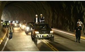 Habilitan túnel que permitirá eludir huaicos en Carretera Central