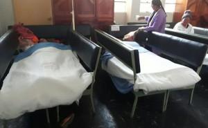 Hospital Regional de Huancavelica colapsa: Gestantes duermen en bancas acondicionadas