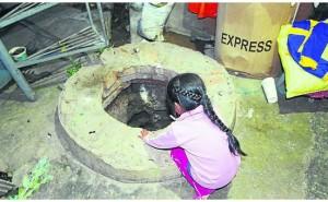 Huancayo: adolescente se lanza a pozo de 15 metros para salvar a niña de 2 años