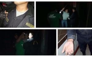 Huancayo: Ebrios se resisten a intervención y golpean a policías