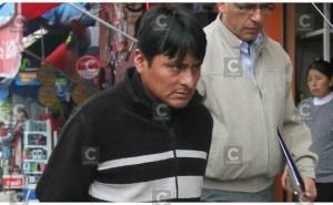 Huancayo: Esta es la aterradora confesión del hombre que mató a su propia hija