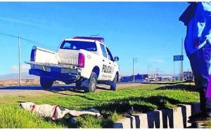 Huancayo: estudiante muere atropellado cuando intentaba escapar de delincuentes
