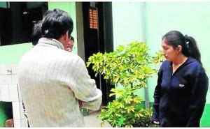 Huancayo: Niña de dos años salva a su madre de ser asesinada