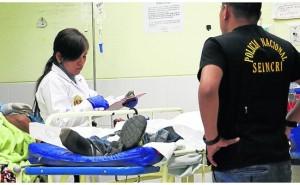 Huancayo: No creerás lo que fue capaz de hacer este sujeto para evitar su captura