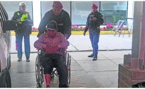 Huancayo:Por rivalidad anciano acuchilla a vendedor en mercado
