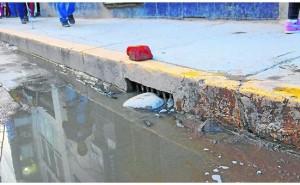 Huancayo requiere cambiar toda la red de alcantarillado pluvial para evitar inundaciones