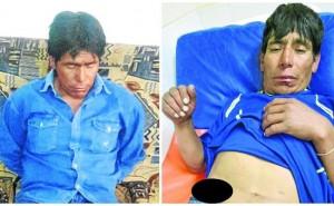Huancayo: Sujeto acuchilla a su hermano porque no quiso seguir bebiendo