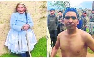 Huancayo: Valiente anciana captura a ladrón usando solo su bastón