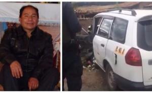 Jauja: Sacerdote muere cuando camión impacta auto que conducía