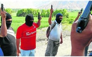 Junín: presuntos senderistas y enfrentamiento entre pobladores, frustran elecciones