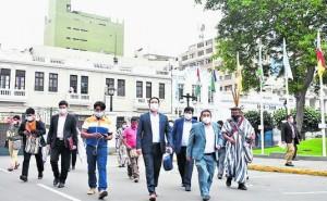 Se frustra pretensión cusqueña de crear un distrito en la región Junín