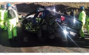 La Oroya: triple choque deja un muerto en la Carretera Central