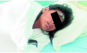 Seis meses de prisión preventiva a mujer que envenenó a sus hijos