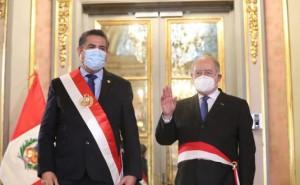 FISCAL DE LA NACION ANUNCIA INVESTIGACION PRELIMINAR CONTRA MERINO, FLORES-ARAOZ Y RODRIGUEZ